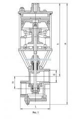 VALVE PNEUMATIC UF 96278 (22B604R) f25