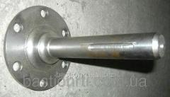 Harvester screw shaft 3518050-16561B flange