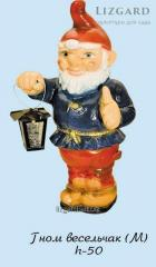 #1081 / Gnome merry fellow (small) *