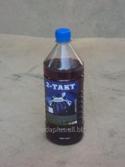 Lada oil Plus 2T 4,5l canister