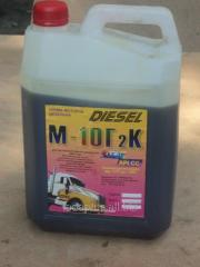 Engine oil M-10G2 K 4,5l canister