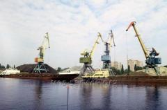 The Cherkassk river port is on sale