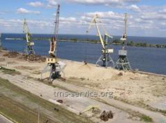 Черкасский речной порт