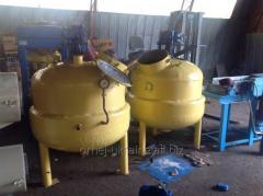 Boiler cooking MZ2-C-316, 500 l