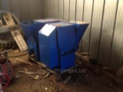 Crusher for apples and vegetables D1-7,5