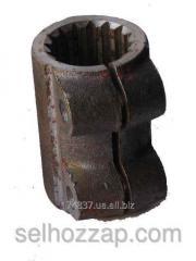 Муфта шлицевая 3518020-46075 для комбайнов Дон