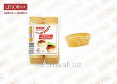 Wafer Bast basket of 20 g, 20th packs/box