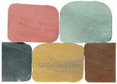 Filler of the polishing pastes, the PoSil