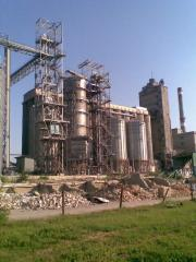 Towers for processing equipmen