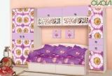 Для детской мебель Система Аванти (шкаф,