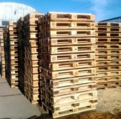 Pallets / Palety new and second-hand