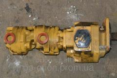 Pump oil three-stage Atlas copc