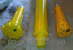 Pneumatic impact tool litter-44, litter-54