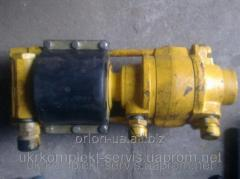 Shaft boring on a burgolovka-106