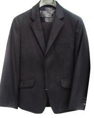 School black suit 3 (trousers + jacket + vest)