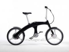 Гибридный велосипед Mando Footloose  черный