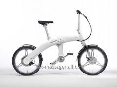 Hybrid Mando Footloose bicycle white 20