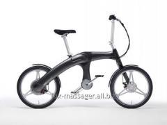 Гибридный велосипед Mando Footloose серый...
