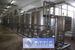 СIP-мойка -Оборудование для пищевой промышленности