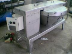 The DEVICE FOR CLEANING of PAWS like RL – 5 Kiev,