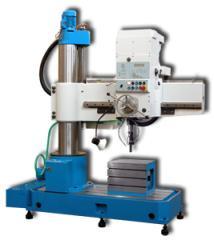 Machine radial-drilling SRB50 models