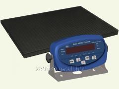 Scales platform Axis 4BDU