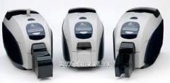 Printer of plastic cards Zebra Z11