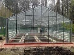 Teplitsya Rostislavna 4.10. Greenhouses for