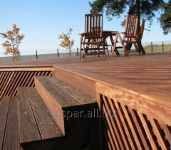 Terrace board - Termoderev