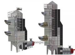 Zernosushilka SGG Feerum (gas burner, ...