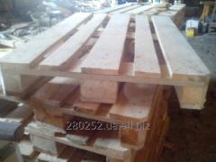 Деревянная тара ( поддон от произодителя )