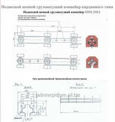 Device tension conveyor PNTs200