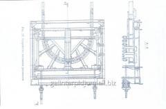 Device tension conveyor GN200