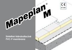 Гідроізоляційна мембрана POLYGLASS MAPEPLAN M