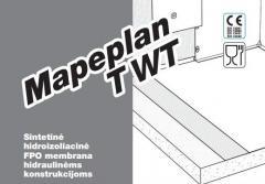 Гідроізоляційна мембрана POLYGLASS MAPEPLAN T WT