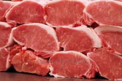 Свинина живым весом и охлажденная