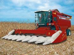 Corn header,  a set of equipment for corn...