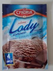 Dry CYKORIA Lody ice cream Chocolate 60 g (4