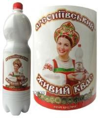 Live grain Arseniyevsky kvass of 1,5 l