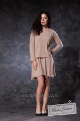 Suit female (jacket, skirt) 6-339