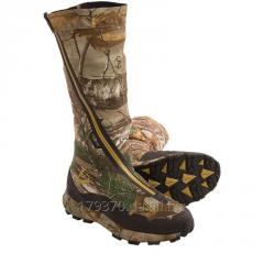 Boots demi-season for hunting of Rocky Broadhead Hidden Lace Boots