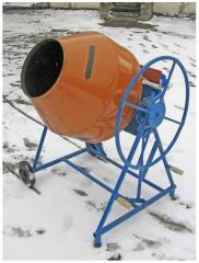 Concrete mixers BG-100M from the producer sale