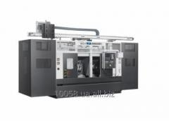 The automatic transfer line on the basis of 2
