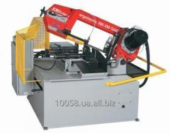 Machine lentochnopilny automatic hydraulic console