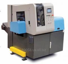 High-performance kruglopilny machine of the