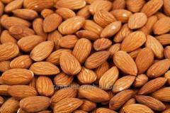 Nuts: Almonds, Pistachios