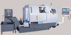 Automatic machine turning longitudinal turning of