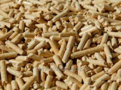 Wood pellets, Ukraine