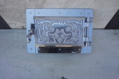 Door having blown. (PR) (aluminum molding) +...
