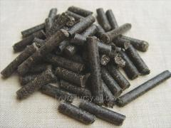 Pellets Pellets from sunflower husks